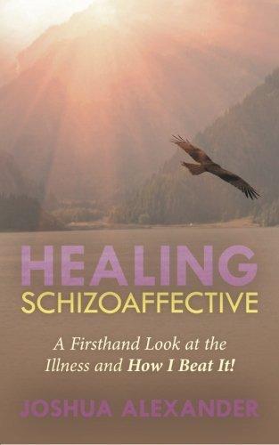 Healing Schizoaffective front cover